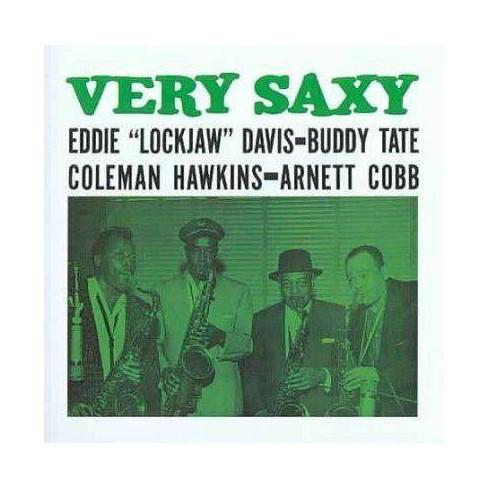 Davis - Very Saxy (CD) - image 1 of 1