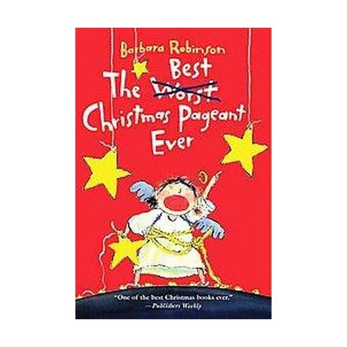 about this item - The Best Christmas Pageant Ever