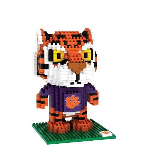 NCAA Clemson Tigers 3D BRXLZ Mascot Puzzle 1000pc - image 1 of 1