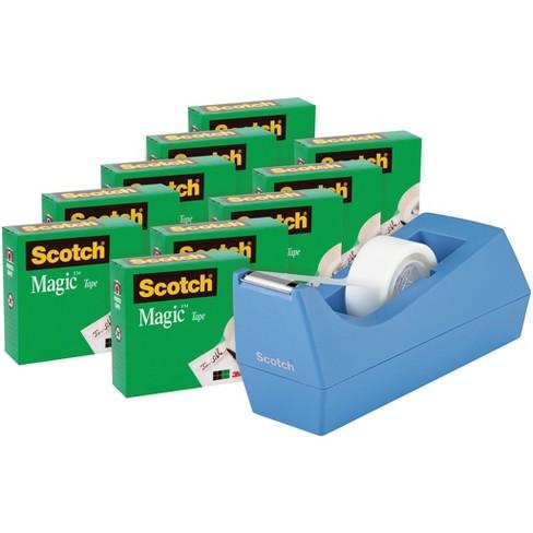 Scotch Magic Tape, W/Tape Dispenser, Write On 810K10C38PR - image 1 of 2