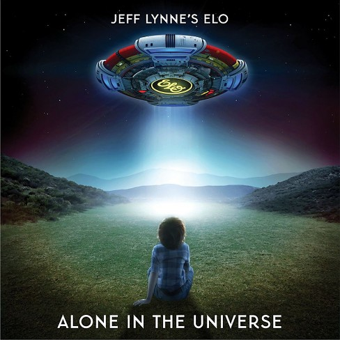 Elo - Jeff lynne?s elo:Alone in the univers (CD) - image 1 of 1