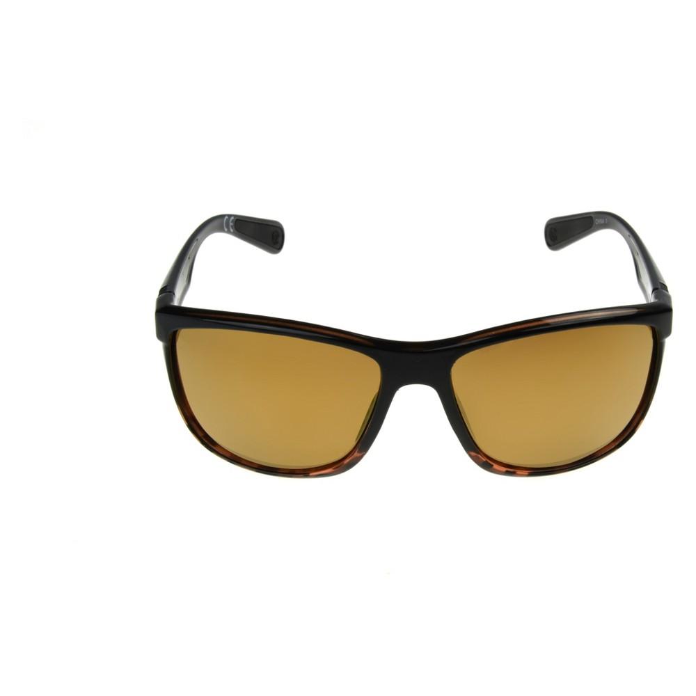 Men's Polarized Surf Sunglasses - C9 Champion Black/Tort, Size: Large