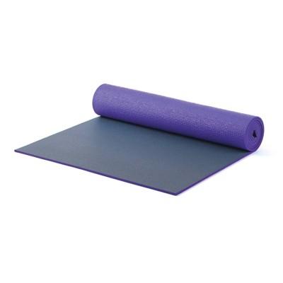 Stott Pilates and Yoga Mat - Purple/Gray XL (6mm)
