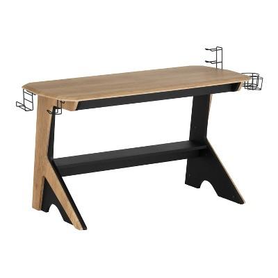 Writing Desk Workstation Pine - Techni Mobili