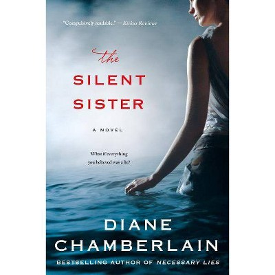 Silent Sister 10/06/2015 Fiction + Literature Genres - by Diane Chamberlain (Paperback)