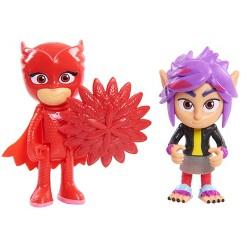PJ Masks Owlette & Wolfie Howler
