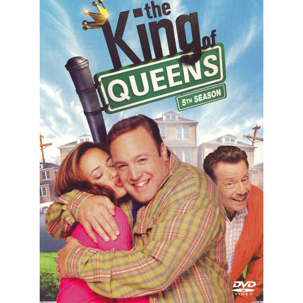 King of queens:The complete fifth sea (Dvd)