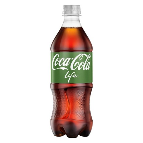 Coca-Cola Life - 20 fl oz Bottle - image 1 of 1