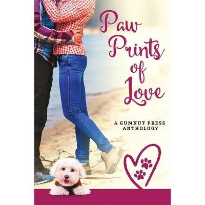Paw Prints of love - by  P L Harris (Paperback)