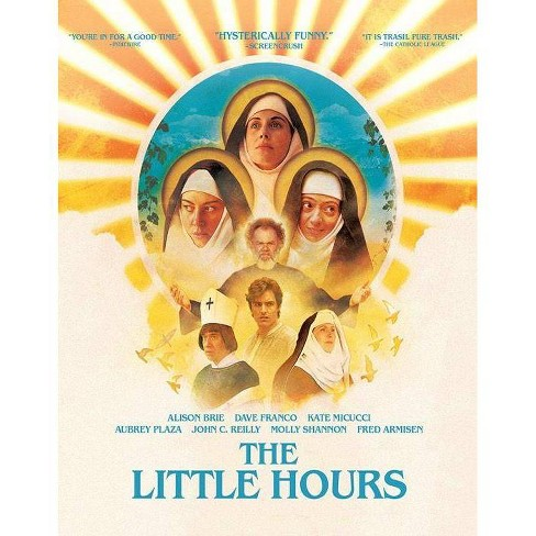 The Little Hours (Blu-ray) - image 1 of 1