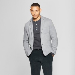 Men's Standard Fit Knit Blazer - Goodfellow & Co™