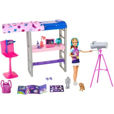 Barbie Space Discovery Stacie Doll & Bedroom Playset