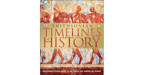 Timelines of History (Reprint) (Paperback) - image 1 of 1