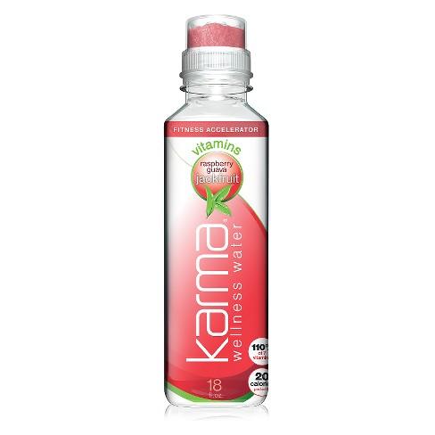 Karma Raspberry Guava Jackfruit Wellness Water - 18 fl oz - image 1 of 1