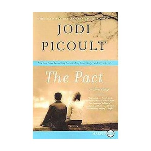 The Pact LP - by  Jodi Picoult (Paperback) - image 1 of 1