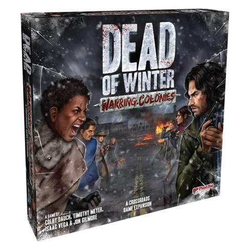 Plaid Hat Dead of Winter: Warring Colonies Board Game - image 1 of 4