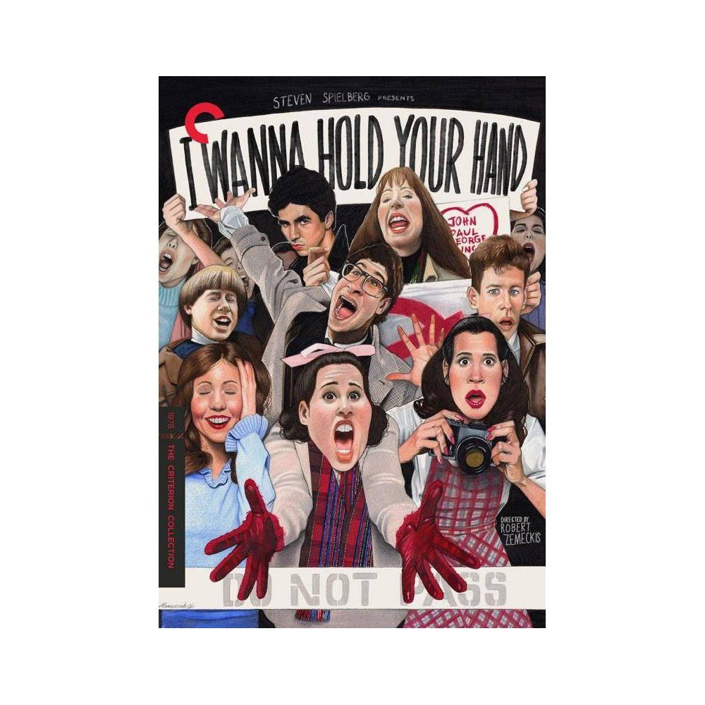 I Wanna Hold Your Hand Dvd 2019
