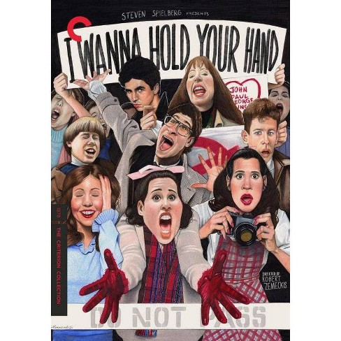 I Wanna Hold Your Hand (DVD) - image 1 of 1