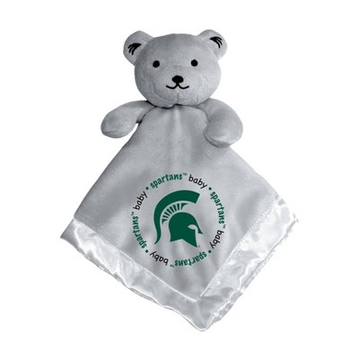 NCAA Michigan State Spartans Gray Security Bear