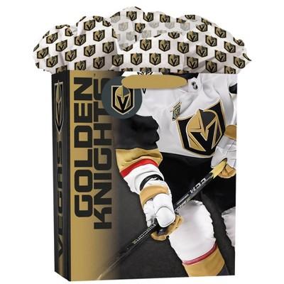 NHL Vegas Golden Knights Large GoGo Gift Bag