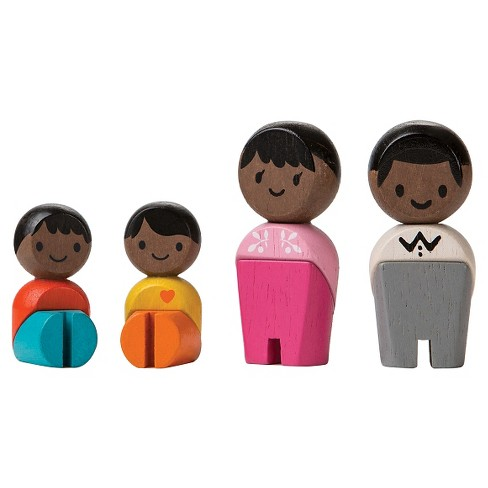 PlanToys Family - African-American - image 1 of 1