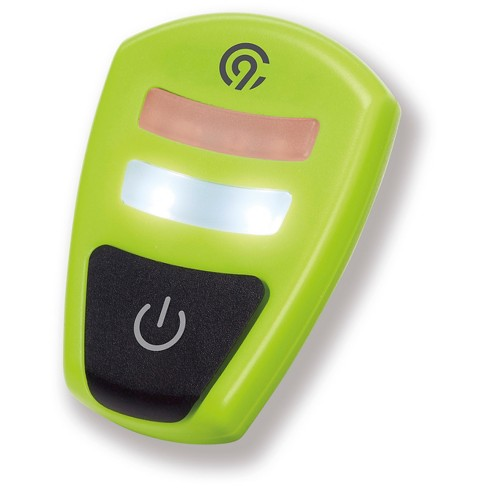 C9 Champion® Duo-Mode LED Clip - Lime Green - image 1 of 2