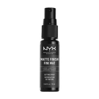 NYX Professional Makeup Mini Setting Spray - Matte Finish - 0.60 fl oz