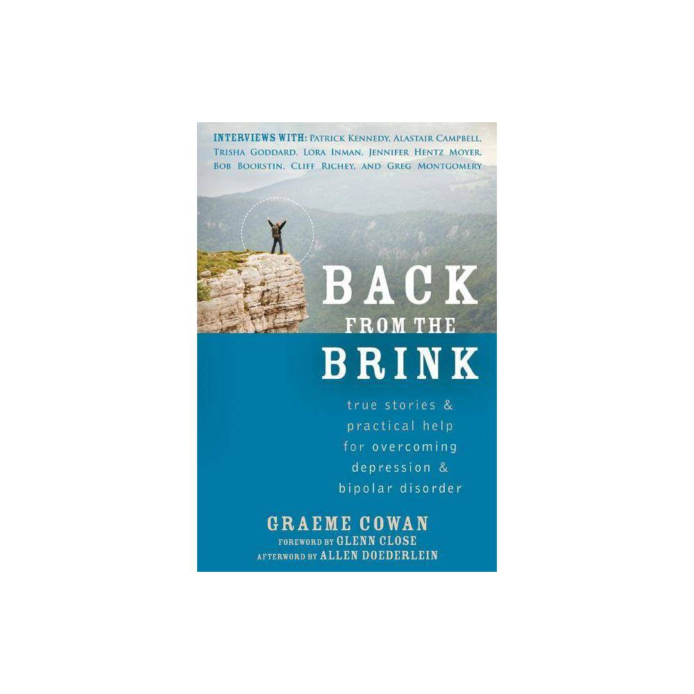 Back From The Brink By Graeme Cowan Paperback