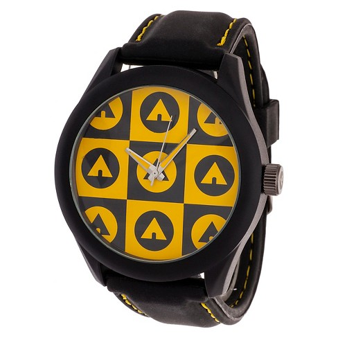 Men's Airwalk™ Analog Watch - Black - image 1 of 2