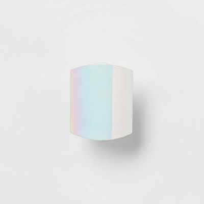 White Iridescent Plug-In - Opalhouse™