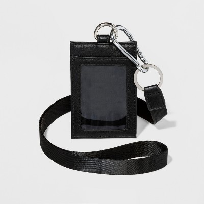 Women's Lanyard - Wild Fable™ Black