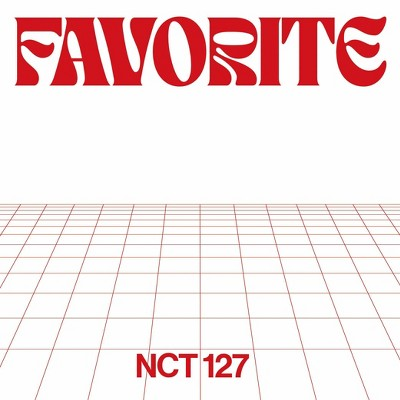 NCT 127 - The 3rd Album Repackage 'Favorite' (Catharsis Ver.) (CD)