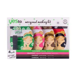 Yes To Merry Mud Masking Kit
