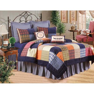 C&F Home Atlantic Isle California King Bed Skirt