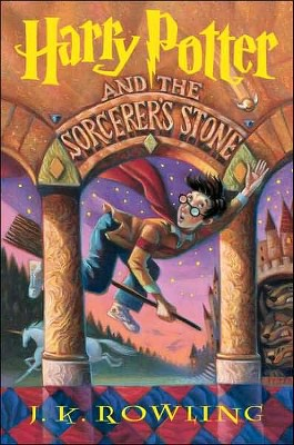 Harry Potter and the Sorcerer's Stone (Hardcover) - by J. K. Rowling