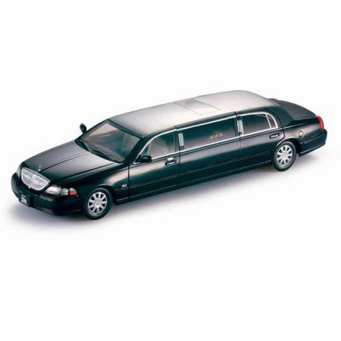 2003 Lincoln Town Car Limousine Black 1 18 Diecast Target