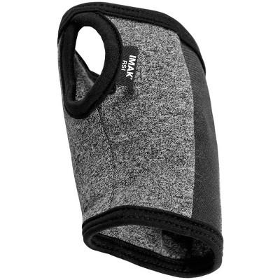 Brownmed IMAK RSI Computer Glove - Universal - Heather Gray