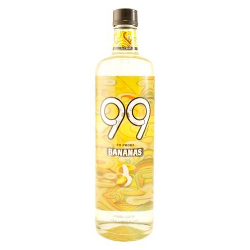 99 Bananas Liqueur - 750ml Bottle - image 1 of 1
