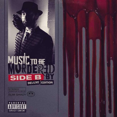 Eminem - Music To Be Murdered By - Side B (Deluxe Edition) (CD) - image 1 of 1
