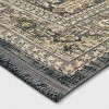 Woven Area Rug Floral - Threshold™ - image 2 of 4