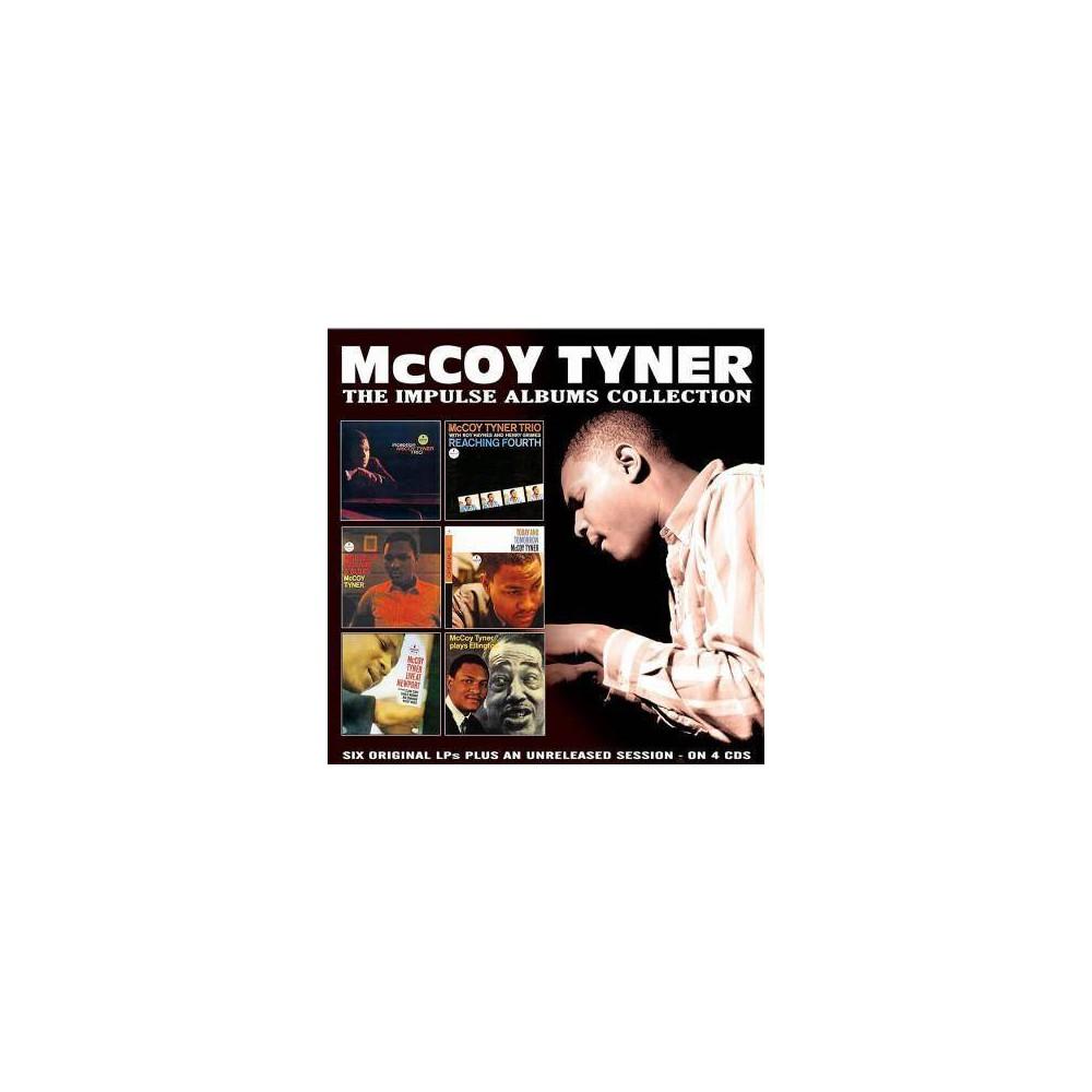 Mccoy Tyner Impulse Albums Collection Cd