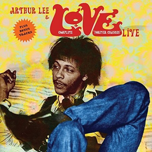 Arthur Lee - Complete Forever Changes:Live (CD) - image 1 of 1