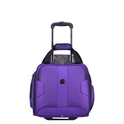 DELSEY Paris Sky Max 2-Wheel Under-Seater Carry On Suitcase