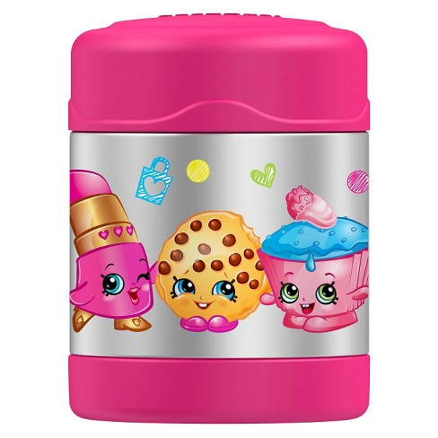 Thermos® Shopkins® 10oz FUNtainer Food Jar - Pink - image 1 of 2