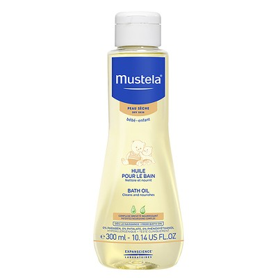 Mustela Bath Oil - 10.14oz