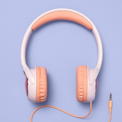 Wired On-Ear Volume Limited Kids' Headphones - More Than Magic™