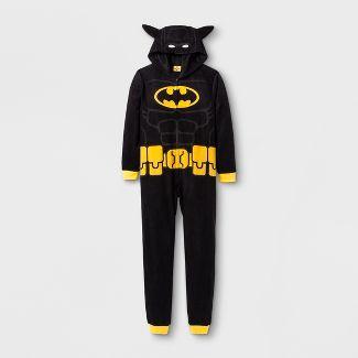 Boys' The LEGO® Batman Movie Union Suit - Black M
