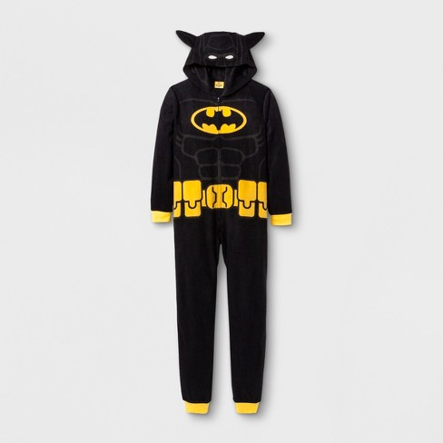 Boys' The LEGO® Batman Movie Union Suit - Black - image 1 of 2