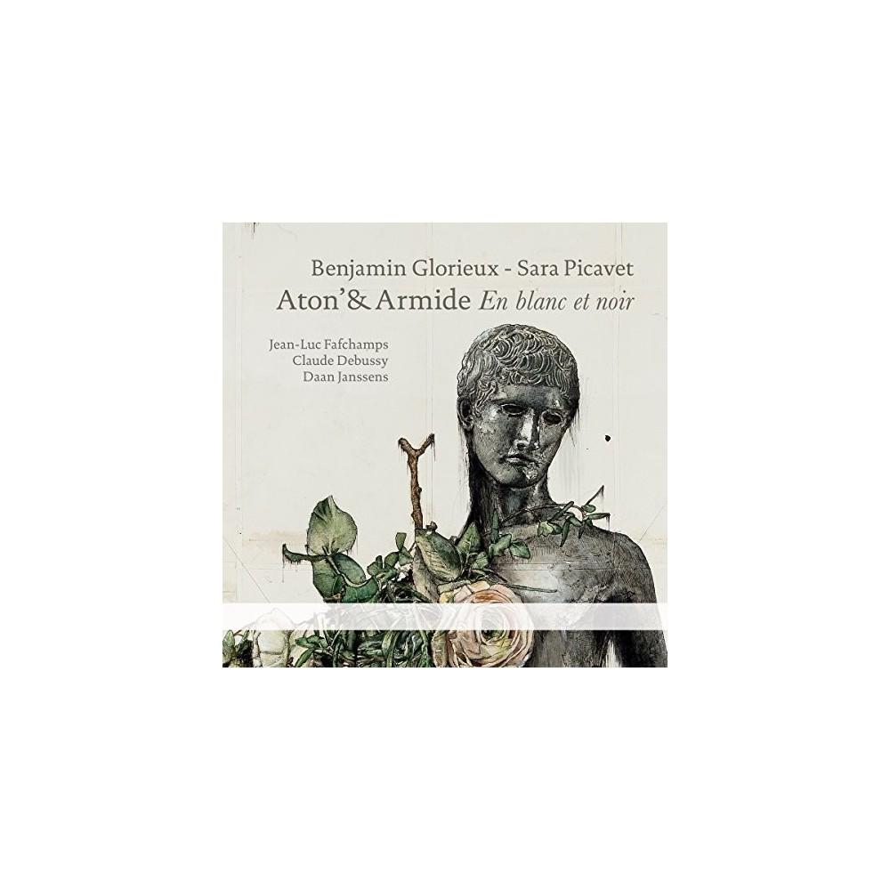 Benjamin Glorieux - Aton & Armide (CD)