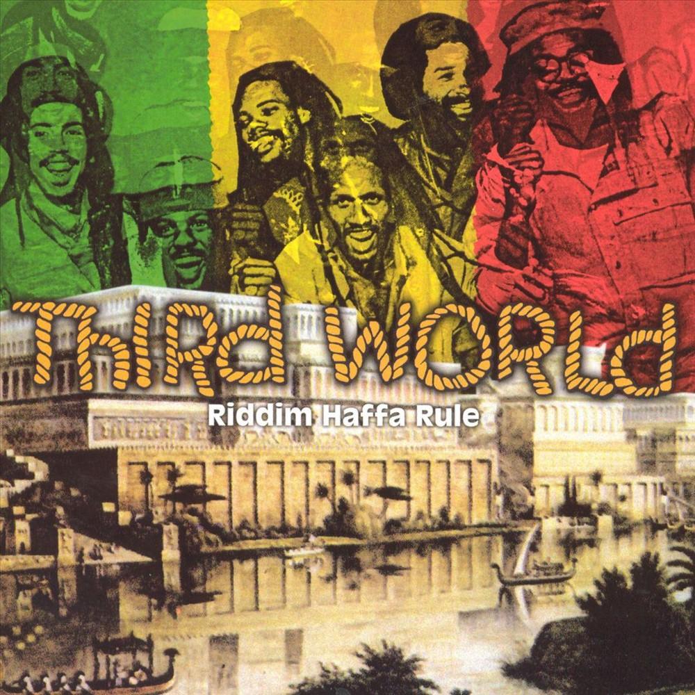 Third world - Riddim haffa rule (CD)